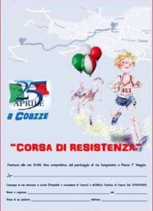 corsa di resistenza bambini