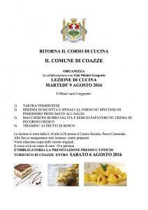 CORSO DI CUCINA 7