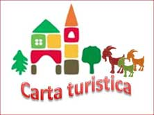carta turistica