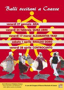 Balli occitani a Coazze